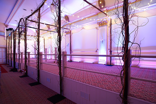 Chicago Mandap Wedding Decor