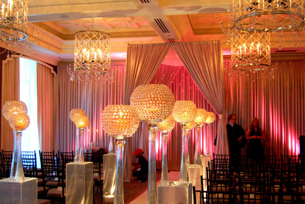 Wedding Decor Elysian Hotel