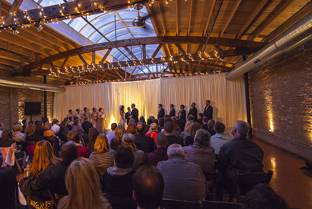 Chicago Event Venues: Loft on Lake