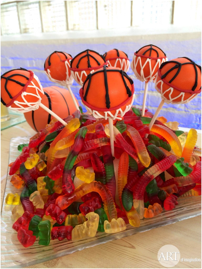 Basketball Party Ideas Art Of ImaginationArt Imagination